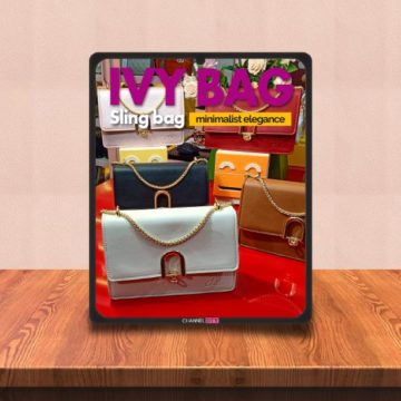 Review Sling Bag Cantik JH Ivy Bag