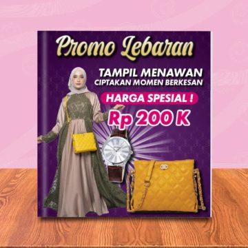 Promo Paket Spesial Lebaran