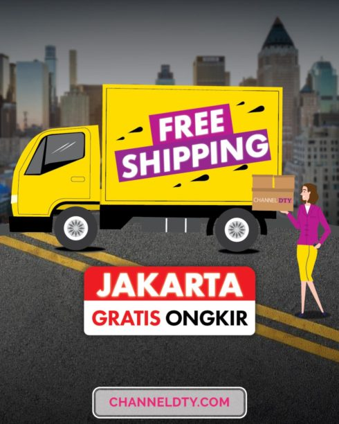 free shipping bandung_jakarta