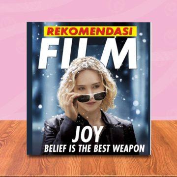 Rekomendasi Film Entrepreneur Joy (2015)