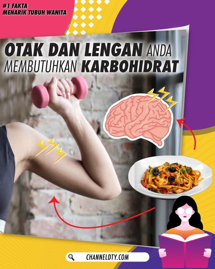 otak dan lengan anda membutuhkan karbohidrat-01
