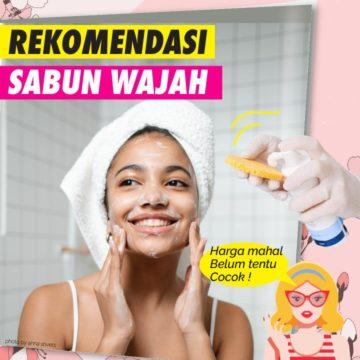channel dty rekomendasi facial wash 1