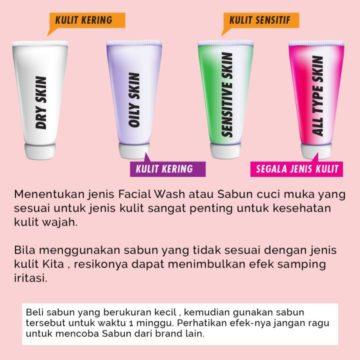 channel dty rekomendasi facial wash 2