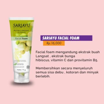 channel dty rekomendasi facial wash 5
