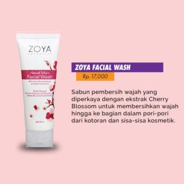 channel dty rekomendasi facial wash 8