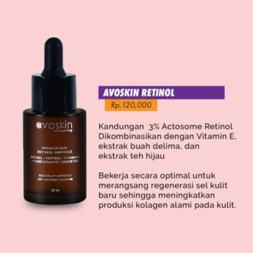 channel dty rekomendasi serum retinol 7