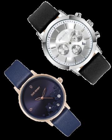 banner koleksi jam tangan pria & wanita baru -channel dty