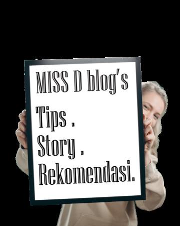 banner miss d blog - channel dty