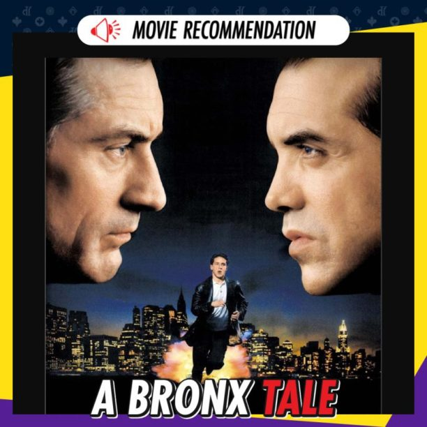rekomendasi film bronx tale_ channel dty