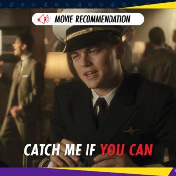 Rekomendasi Film Catch Me If You Can