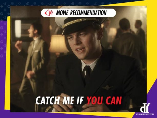 rekomendasi film catch me if you can_art