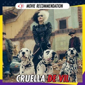 rekomendasi film cruella